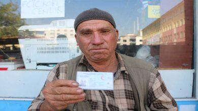Photo of Urfa'lı 70 yıl sonra kimliğine kavuştu