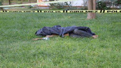 Photo of Urfa'lı adam parkta ölü bulundu