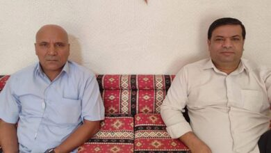 Photo of Uygur; 'İzmir Halkının Yanındayız'