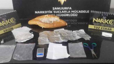 Photo of Urfa'da Ekmek arası uyuşturucu satışı