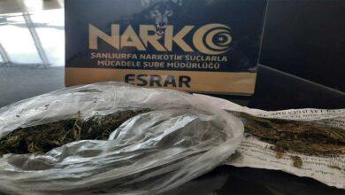 Photo of Urfa'da uyuşturucu satıcılarına operasyon