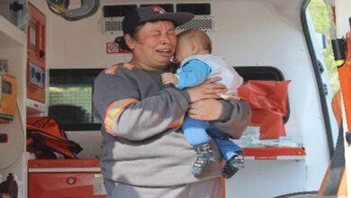 Photo of Yanan Aracın İçinde Bebeğinin Olduğunu Öğrendi
