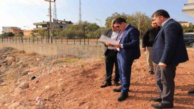 Photo of Halfeti'ye Millet Bahçesi Yapılıyor