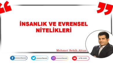 Photo of İNSANLIK VE EVRENSEL NİTELİKLERİ