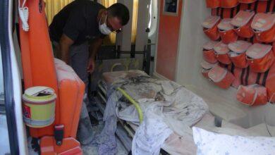 Photo of Ambulansta Tüp Patladı 1 Ölü
