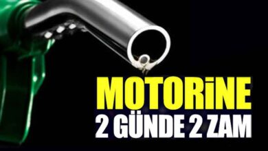 Photo of Motorine 2 Günde 2 Zam