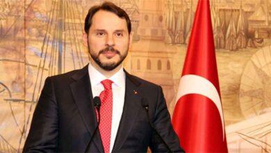 Photo of Hazine ve Maliye Bakanı Berat Albayrak istifa etti.