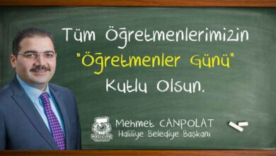 Photo of Canpolat'tan: 24 Kasım Öğretmenler Günü Mesajı