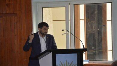Photo of Ali Çiftel ziyaretlerini sürdürüyor