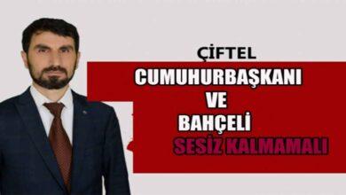 Photo of Çiftel'den Kılçdaroğlu'nun tehdit edilmesine tepki