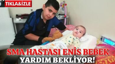 Photo of Sma hastası Enis Bebek yardım bekliyor