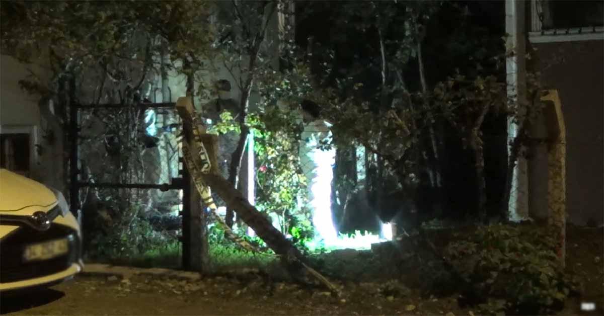 Eli silahlı şahıs evi bastı: 2 ölü