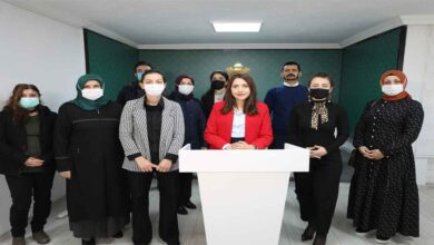 Photo of Gelecek Partisi Kadına Şiddete Karşı Mucadele Açıklaması