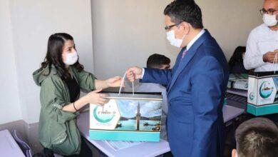 Photo of Albayrak'tan Gençlere Üniversite Desteği