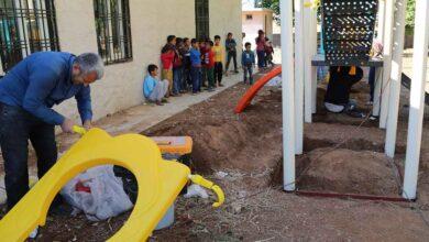 Photo of Canpolat Kırsaldaki Çocukları Unutmadı