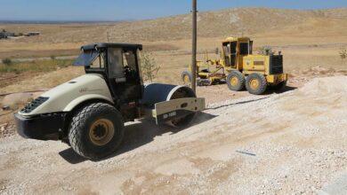 Photo of Haliliye'nin Yol Yapım Seferberliği Sürüyor
