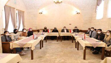 Photo of Başkan Canpolat, Gençlerle Haliliye'ye Konuştu