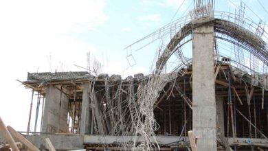 Photo of İnşaatta Beton Kalıp Çöktü Yaralılar Var