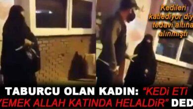Photo of Suçüstü Yakalandı 'Kedi Eti Yemek Helaldir' dedi