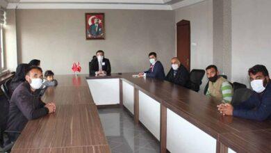 Photo of Kaymakam Caner'den Halk Günü Toplantısı