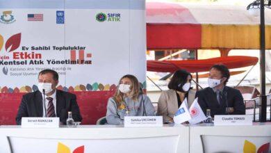 Photo of Kilis Belediye Başkanı Urfa'da programa katıldı