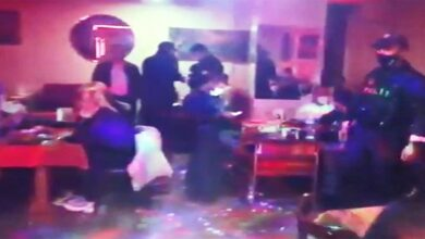 Photo of Korona partisine polis baskını