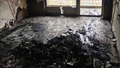 Photo of Urfa Öğretmenevinde Korkutan Yangın