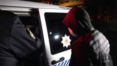 Photo of Sabah cezaevinden çıktı, akşam gözaltına alındı