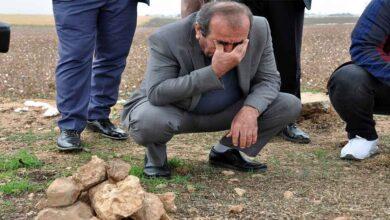 Photo of Urfa'da Şehit babasının mezar yerini 58 yıl sonra öğrendi