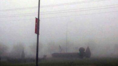 Photo of Urfa'da Gün, Yoğun Sis İle Başladı