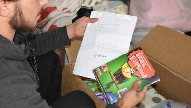 Photo of Urfa'da 3. Sınıf Öğrencisi İzmir'e Bunu Gönderdi