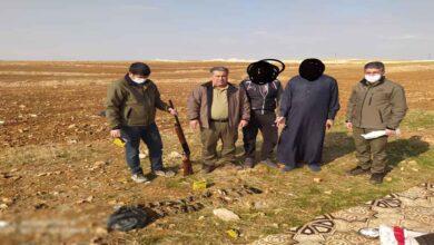 Photo of Urfa'da Kaçak Suriyeli Avcı Yakalandı