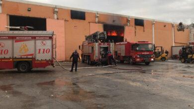 Photo of Urfa'da Fabrika yangını kontrol altına alındı