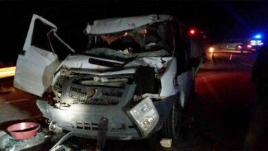 Photo of Trafik kazası: 2 ölü, 2 yaralı