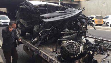 Photo of Zincirleme trafik kazası: 1'i ağır 6 yaralı