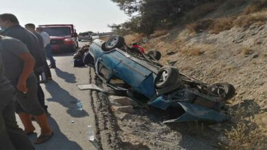 Photo of Otomobil takla attı: 6 yaralı