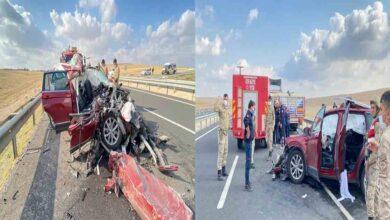 Photo of Urfa'da Lüks araç tıra arkadan çarptı: 4 yaralı
