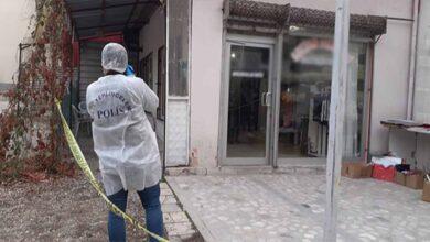 Photo of İş yerinde tüfekli saldırıya uğradı