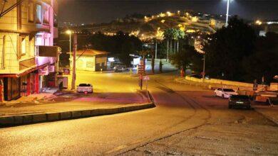 Photo of Şanlıurfa'da cadde ve sokaklar sessizliğe büründü