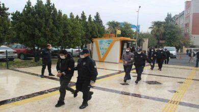 Photo of Urfa'da DEAŞ zanlıları adliyeye çıkarıldı