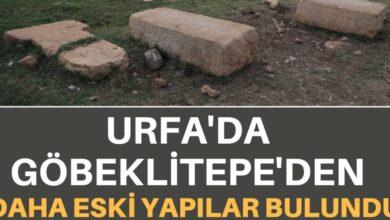 Photo of Urfa'da Göbeklitepe'den eski yapıtlar bulundu