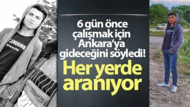 Photo of Şanlıurfa'lı 17 yaşındaki genç her yerde aranıyor