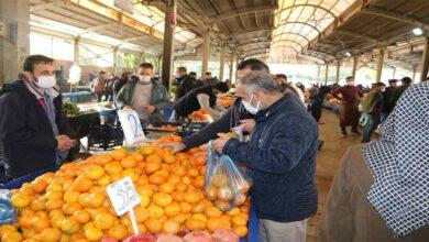 Photo of Urfa'da Soğuyan havalar meyveye ilgiyi arttırdı