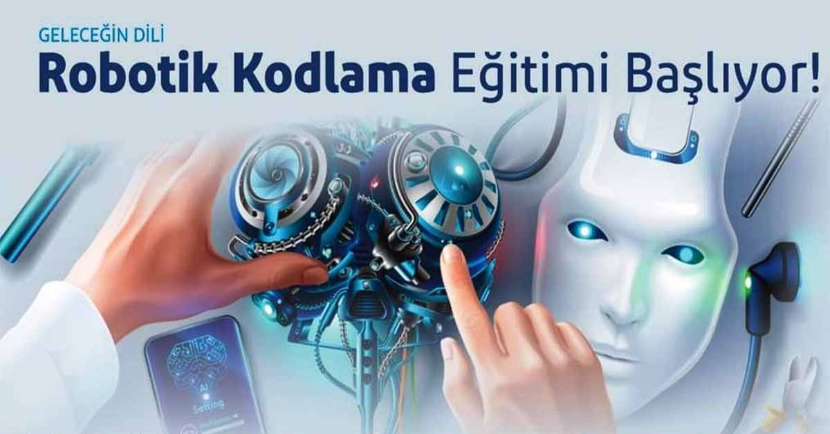 Urfa'da Robotik Kodlama Eğitimi Başlıyor
