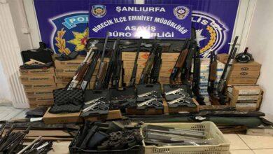 Photo of Şanlıurfa'da kaçak silah operasyonu