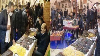 Photo of Tespih koleksiyoncuları Şanlıurfa'da buluştu