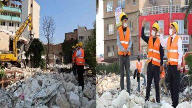 Photo of Urfa'da Kızılay Meydanı gün yüzüne çıkarılıyor