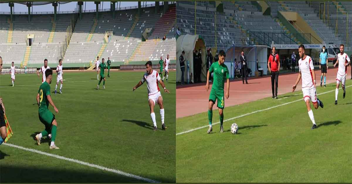 Urfaspor Hacettepe Sporu Mağlup etti