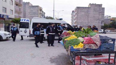 Photo of Viranşehir Belediyesinden pandemi denetimi