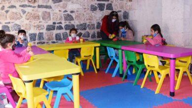 Photo of Viranşehir Belediyesi'nden Çocuklara Oyun Alanı